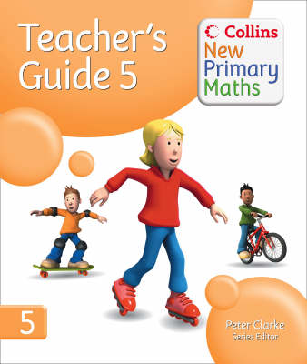 Teacher's Guide 5 by Peter Clarke