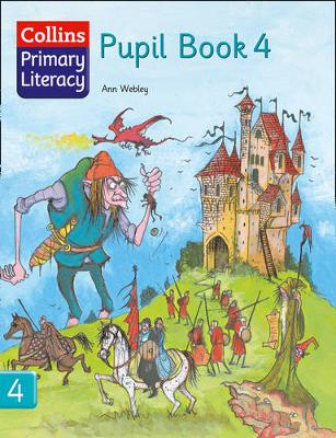 Pupil Book 4 by Ann Webley