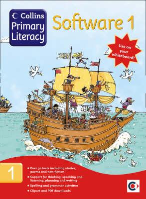 Collins Primary Literacy - Software 1 by Karina Hiatt, Brenda Stone