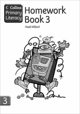 Collins Primary Literacy Homework Book 3 by Hazel Willard