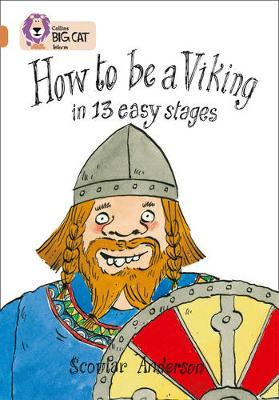 How to be a Viking Copper 12 Band 12/Copper by Scoular Anderson