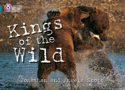 Kings of the Wild Band 13/Topaz by Jonathan Scott, Angela Scott