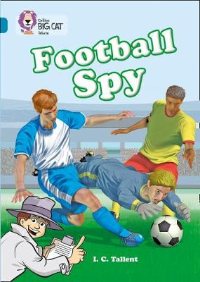 Football Spy Band 13/Topaz by Martin Waddell