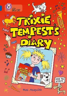 Trixie Tempest's Diary Band 16/Sapphire by Ros Asquith