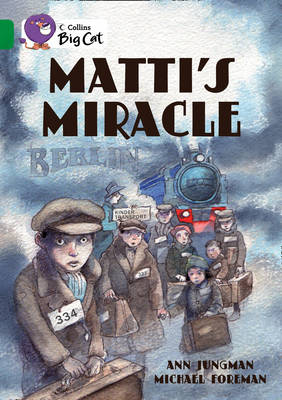 Matti's Miracle Band 15/Emerald by Ann Jungman