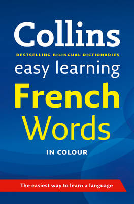 Collins Easy Learning French Words by