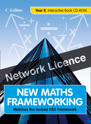 Year 8 Interactive Book CD-ROM Year 8 Whiteboard Resource Whiteboard Resource: Network Licence by