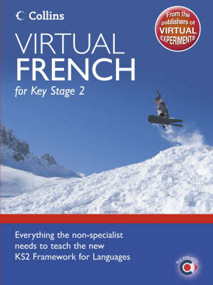 Virtual French for Key Stage 2 by Helen Morrison