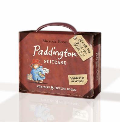 Paddington Suitcase by Michael Bond