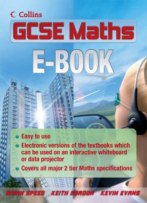 GCSE Maths Student E-Book by Brian Speed