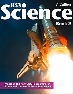 Collins KS3 Science Pupil Book 2 by David Taylor, Tim Greenway, Ray Oliver
