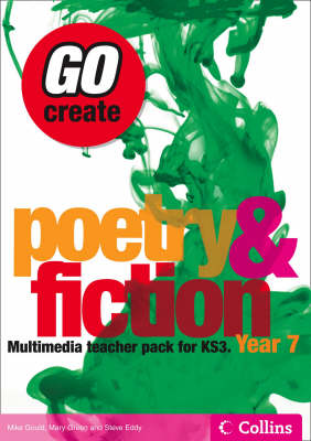 Poetry and Fiction Pack by Mike Gould, Mary Green, Steve Eddy