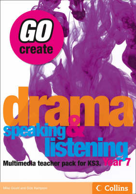 Drama Pack by Mike Gould, Dick Kempson, Rachael Smith