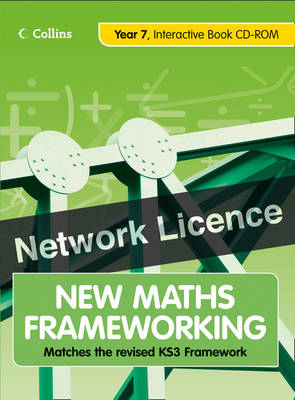 Year 7 Interactive Book CD-ROM Whiteboard Resource: Network Licence by