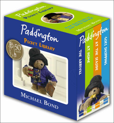 Paddington Pocket Library by Michael Bond