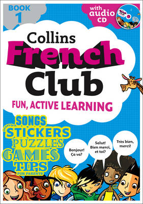 French Club by Rosi McNab