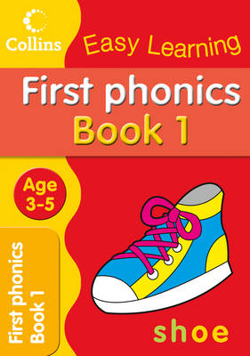 First Phonics by Collins Easy Learning