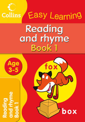 Reading and Rhyme by