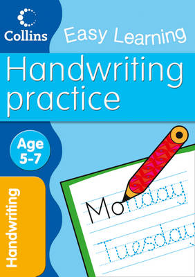 Handwriting Practice Age 5-7 by