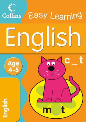 English by Collins Easy Learning