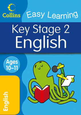 Key Stage 2 English SATs Revision by Collins Easy Learning