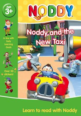 Noddy and the New Taxi by Enid Blyton