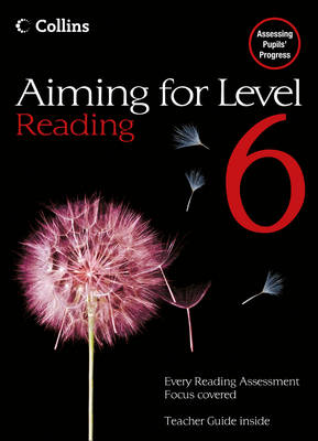 Aiming for Levels 6+ Reading Student Book by Caroline Bentley-Davies, Najoud Ensaff, Steve Eddy, Matthew Tett