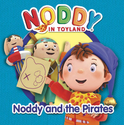 Noddy and the Pirates by Enid Blyton