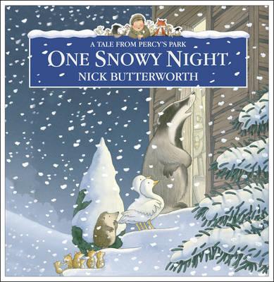 One Snowy Night (Mini Edition) by Nick Butterworth