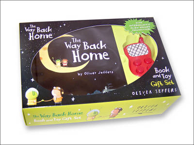 The Way Back Home Gift Set by Oliver Jeffers
