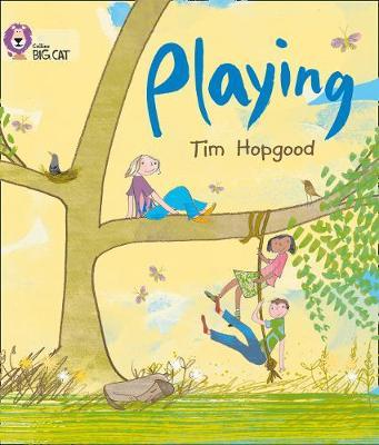 Playing Band 01B/Pink B by Tim Hopgood