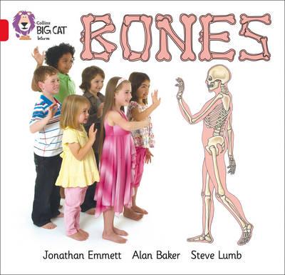 Bones Band 02B/Red B by Jonathan Emmett, Steve Lumb