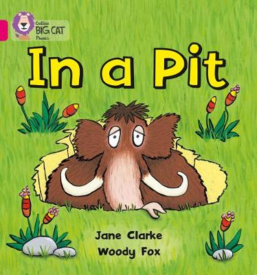 In a Pit: Band 01a/Pink a by Jane Clarke, Woody Fox