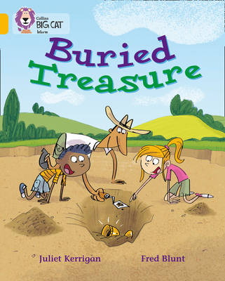 Buried Treasure Band 09/Gold by Juliet Kerrigan, Fred Blunt