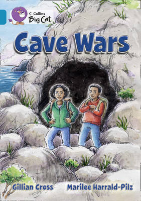 Cave Wars Band 13/Topaz by Gillian Cross