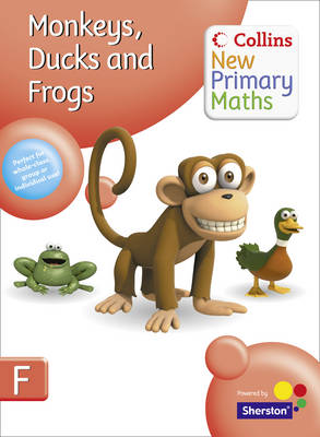 Collins New Primary Maths: Monkeys, Ducks and Frogs by