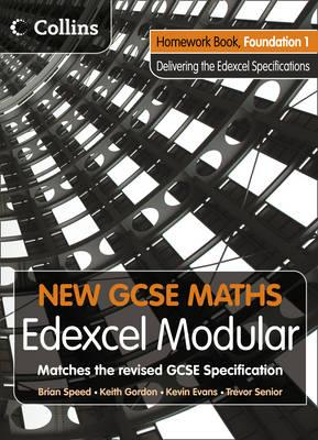 Homework Book Foundation 1 Edexcel Modular (B) by