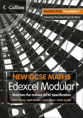 Teacher's Pack Foundation 1 Edexcel Modular (B) by
