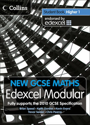 Student Book Higher 1 Edexcel Modular (B) by