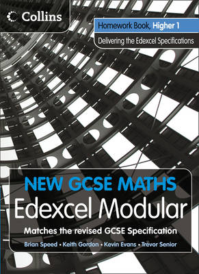 Homework Book Higher 1 Edexcel Modular (B) by