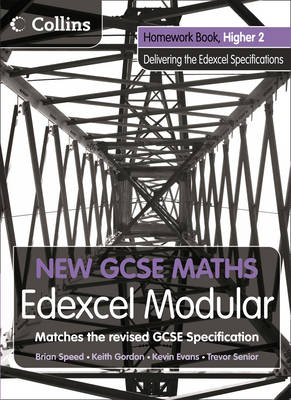 Homework Book Higher 2 Edexcel Modular (B) by