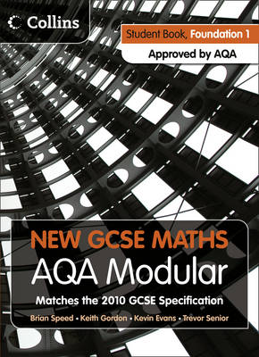 Student Book Foundation 1 AQA Modular by