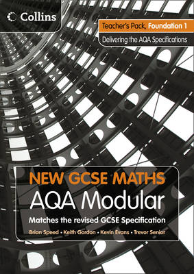 Teacher's Pack Foundation 1 AQA Modular by