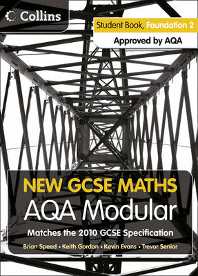 Student Book Foundation 2 AQA Modular by