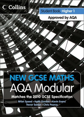 Student Book Higher 1 AQA Modular by