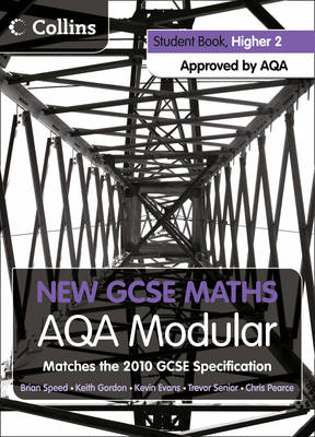 Student Book Higher 2 AQA Modular by
