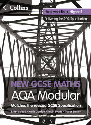 Homework Book Higher 2 AQA Modular by