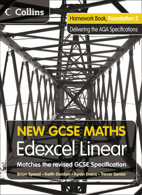 Homework Book Foundation 2 Edexcel Linear (A) by