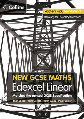 Teacher's Pack Foundation 2 Edexcel Linear (A) by