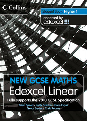New GCSE Maths Student Book Higher 1: Edexcel Linear (A) by